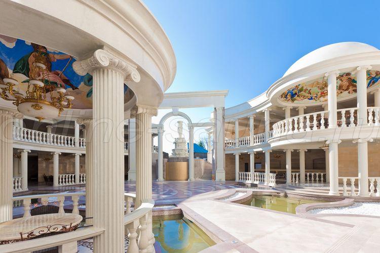 Вилла АртЭ, ресторанно-гостиничный комплекс